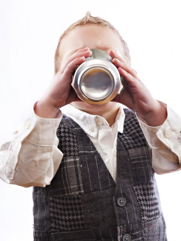 Even Junior is drinking diet soda now. But is it good for him?