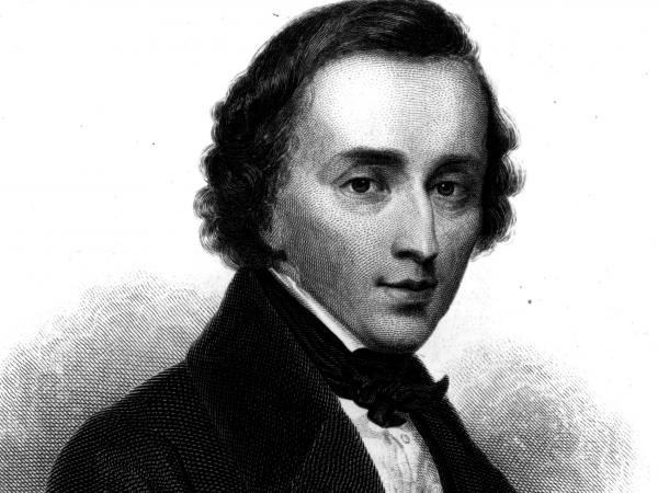 "Chopin, whose Ballade No. 1 in g minor is one of the ""musical moments"" that inspired a <em>New York Times </em>series."