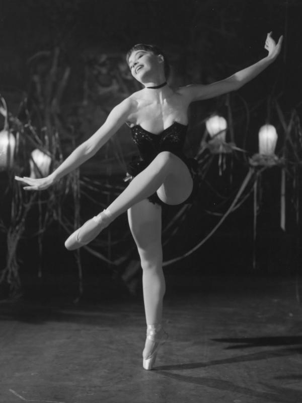 Leslie Caron starred in a 1953 production of <em>La Belle au Bois Dormant</em>, or <em>Sleeping Beauty</em>, choreographed by Roland Petit. Caron trained with the Conservatoire de Paris before joining Petit's company, Les Ballets des Champs-Elysées.