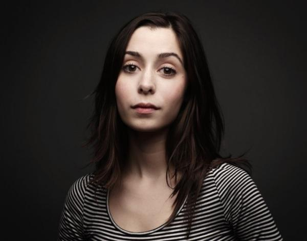 Cristin Milioti, star of the Broadway show <em>Once</em>.