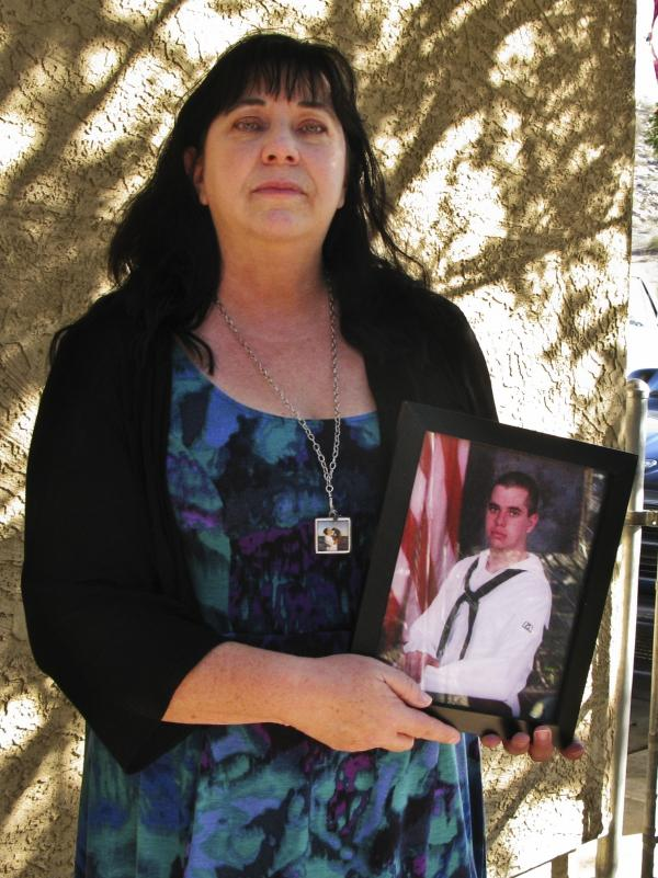 When Mari Bailey's son, Michael, was killed by an acquaintance in Phoenix in 2004, she lost not only her son but her faith as well.