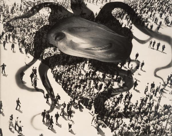 <em>Hearst over the People</em>, 1939 (Barbara Morgan)<strong><br /></strong>