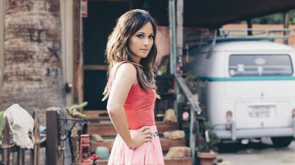 Kacey Musgraves' major-label debut is titled <em>Same Trailer Different Park</em>.