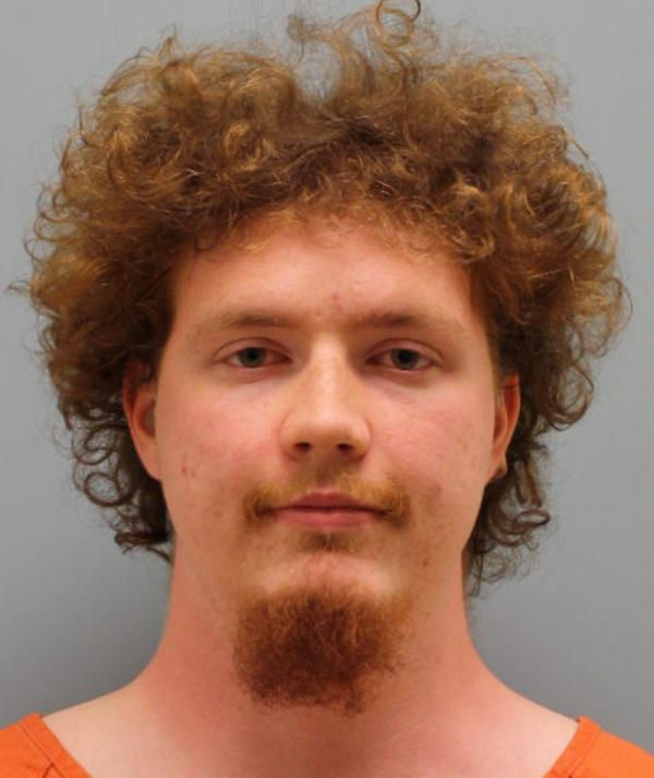 Dylan Quick, who is accused in the stabbings at Lone Star College, in a photo supplied to the news media Wednesday by the Harris County (Texas) Sheriff's Office.