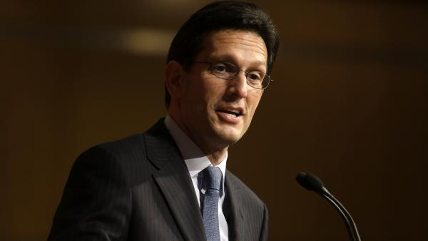 "House Majority Leader Eric Cantor, R-Va., has been pitching a GOP rebranding effort he calls Making Life Work. The agenda is aimed at creating ""conditions of health, happiness and prosperity"" for American families, he says."