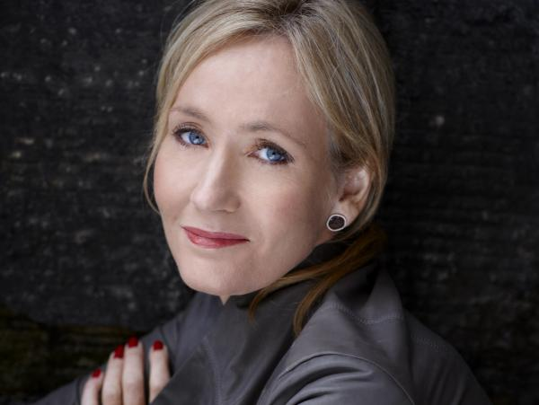"Rowling says writing under a pseudonym was a ""liberating experience."""