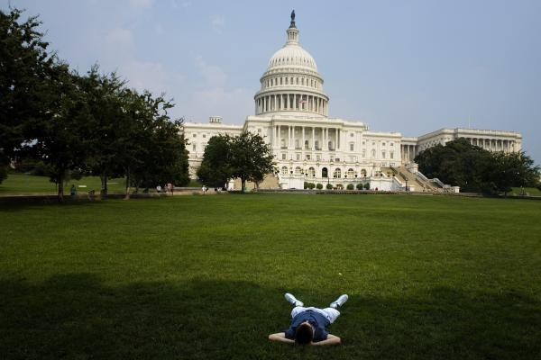 "Jonathan Weisman writes that the last week before the long summer recess is usually crunchtime for Congress, but it's ""a sleepy time for the underachieving 113th."""