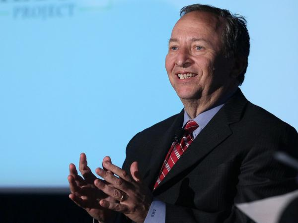 Lawrence Summers is a former Treasury secretary and former president of Harvard University.