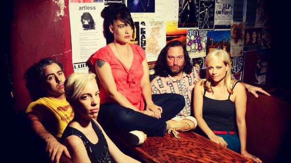 The Julie Ruin's new album, <em>Run Fast, </em>comes out Sept. 3.