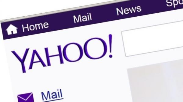 The new Yahoo look.