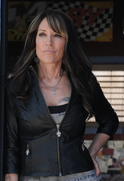 Katey Sagal as Gemma Teller Morrow in <em>Sons of Anarachy</em> on FX.