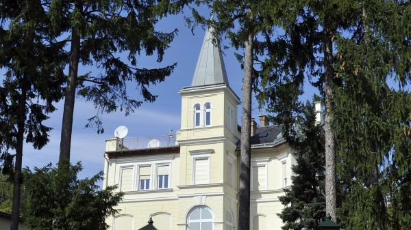 The villa that allegedly belongs to the NSA in Vienna. News outlets, the government and opposition parties are battling it out over allegations that the stately villa in a leafy Vienna district served as a sophisticated a U.S. intelligence listening post keeping tabs on most of Vienna.