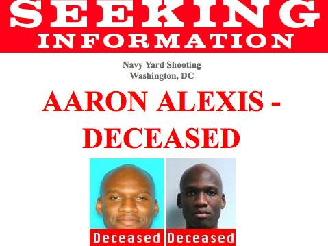The FBI is asking the public to help fill in the profile of Aaron Alexis.