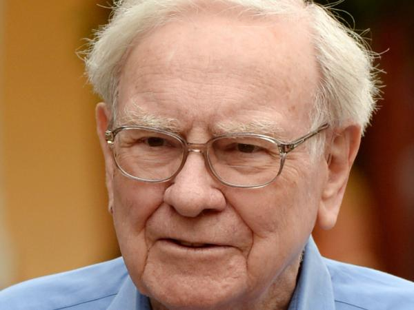 Warren Buffett, chairman and CEO of Berkshire Hathaway, bucks the trend on executive pay, with a salary only 11 times what the company's average worker makes.