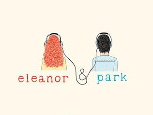 The cover of Eleanor and Park