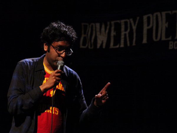 Hari Kondabolu thinks we need a more inspired approach to racism.