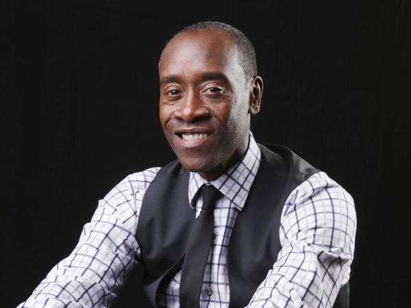 Don Cheadle is known his roles in <em>Hotel Rwanda, Crash </em>and<em> Ocean's Eleven. </em>