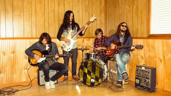 J. Roddy Walston & The Business' new album is called <em>Essential Tremors</em>.