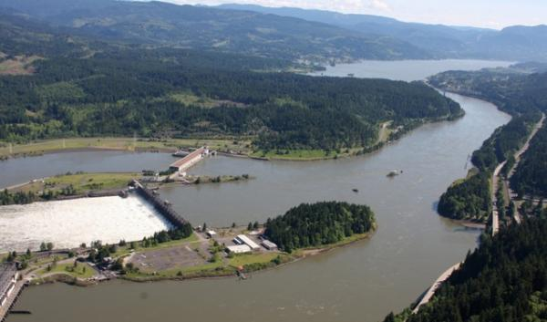 The Bonneville Dam was the first to go up on the Columbia River. A new study says dams help the Northwest cope with the effects of climate change. They allow water managers to hold water back for when it would otherwise be too scarce.