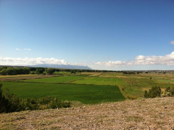 Drought Spurs Native Farmers To Use Non-Traditional Irrigation Methods