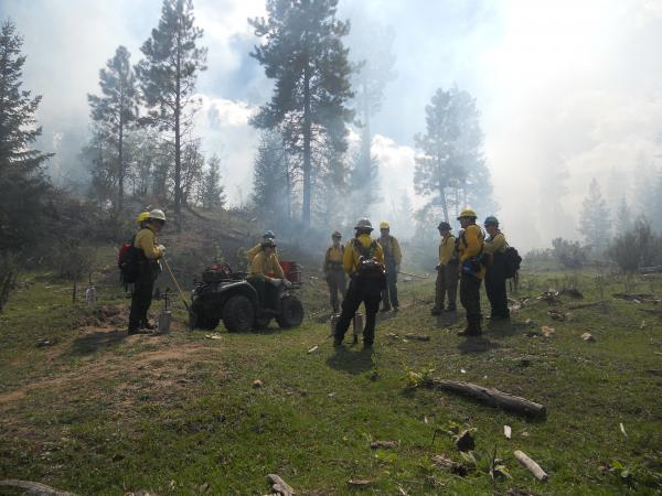 Bilingual Fire Training Brings International Pros To New Mexico