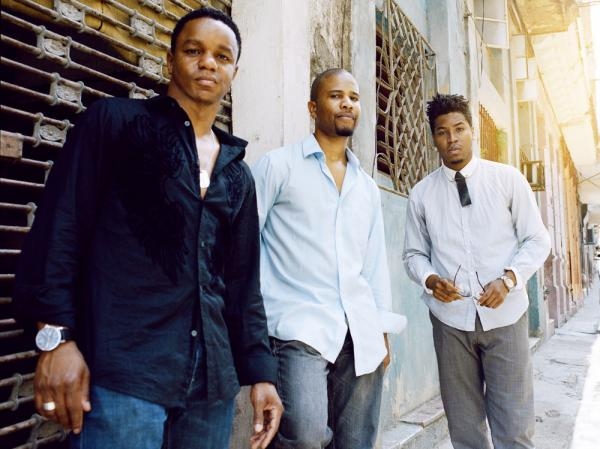 Stefon Harris, David Sanchez and Christian Scott's collaborative album, <em>Ninety Miles,</em> comes out June 21.