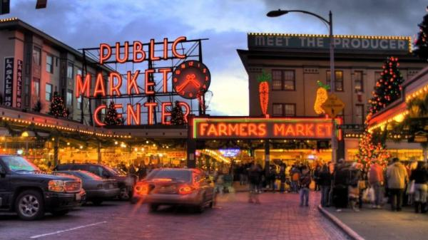 "Today, Seattle's Pike Place Market is a bustling tourist spot — where visitors come to buy lattes at the original Starbucks and watch vendors <a href=""http://www.youtube.com/watch?v=ZY2NReSD0Ew"">throw fish</a>. But in the late 1970s, the market was a dicier place. And Lowen Clausen — a Seattle cop turned Seattle crime writer — would know."
