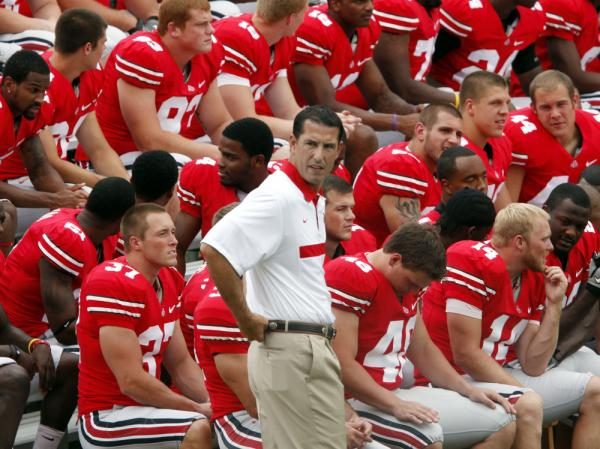 Ohio State's new head coach, Luke Fickell, says he wants the Buckeyes' performance to define the team.