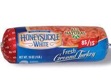 Honeysuckle White is one of 3 brands of ground turkey being recalled.