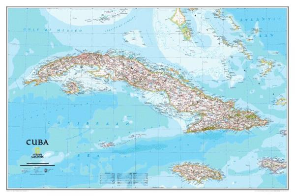"The National Geographic Society has released its first official map of Cuba in more than a century. <a href=""http://media.npr.org/assets/artslife/arts/2011/09/cuba-map_3500.jpg"">Click here for a closer look.</a>"