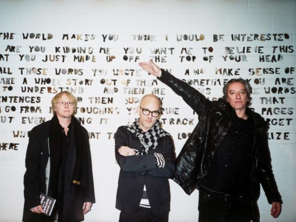 R.E.M.'s 15th studio album, <em>Collapse Into Now</em>, was released in March.