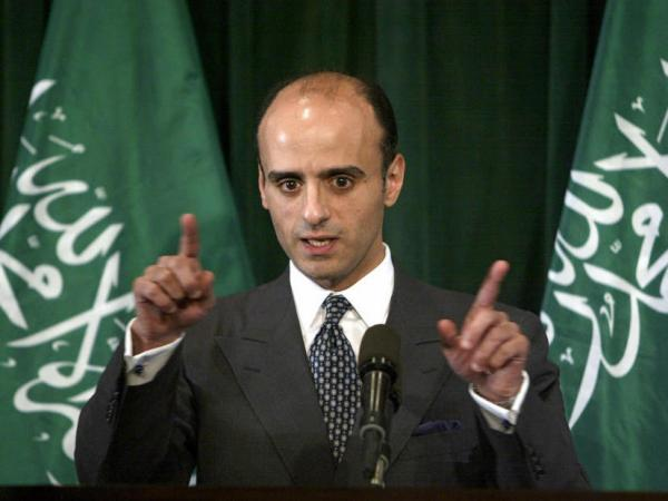 <p>An alleged Iranian plot to assassinate Saudi Arabia's ambassador to the U.S., Adel al-Jubeir (shown here in 2004), may have been motivated by tensions between Iran and Saudi Arabia, but also could underscore an internal power struggle.</p>