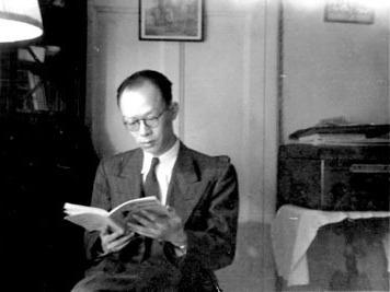 <p>Zhou (shown here in New York in 1947) worked on Wall Street as a banker but returned to China in 1949 after the Communist Revolution.</p>