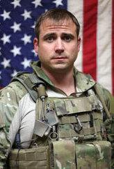 <p>Sgt. 1st Class Kristoffer B. Domeij.</p>