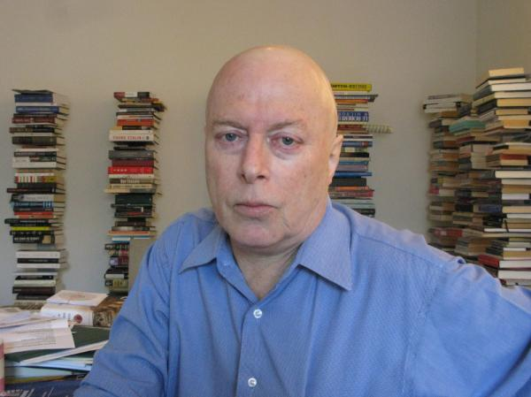 "Hitchens was diagnosed with metastasized esophageal cancer in June 2010. Last fall, he <a href=""http://www.npr.org/templates/story/story.php?storyId=130917506"">told NPR</a> that while doctors said he had a chance of remission, his chances of living longer than five years were slim."