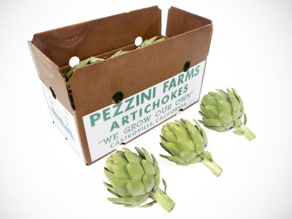Artichokes for Christmas? For some veggie lovers, a box from Pezzini Farms may be the perfect gift.