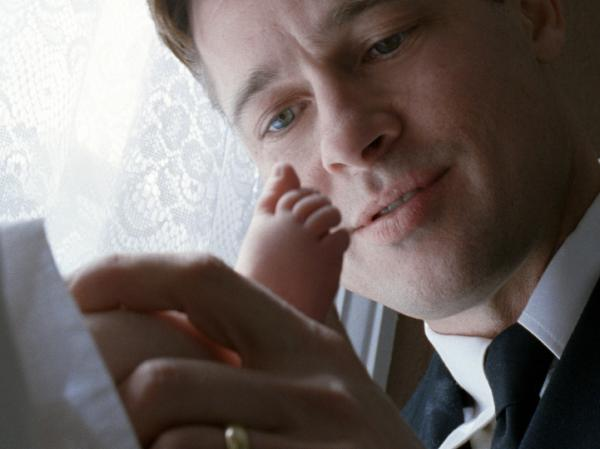 <strong>'Tree of Life': </strong>Brad Pitt plays an archetypal 1950s patriarch who loves his family — but can't help imposing his expectations on them.