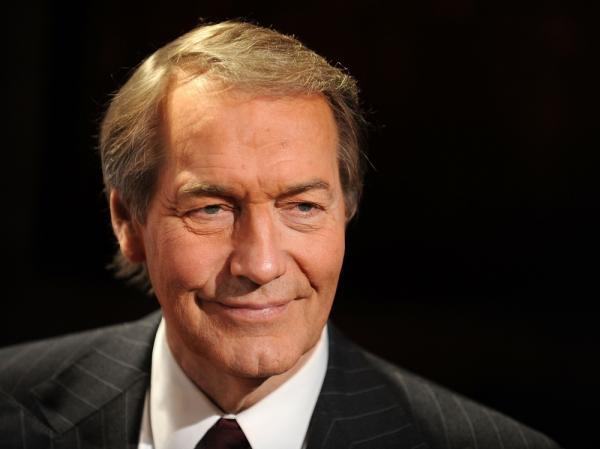 TV personality, and new CBS anchor Charlie Rose poses on Oct. 22, 2009, in New York City.
