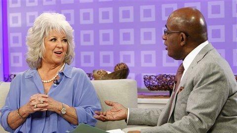Paula Deen tells <em>Today</em> show co-host Al Roker that she has Type 2 diabetes.