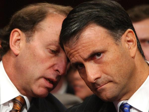 Jack Abramoff in 2004. He's the one on the right.