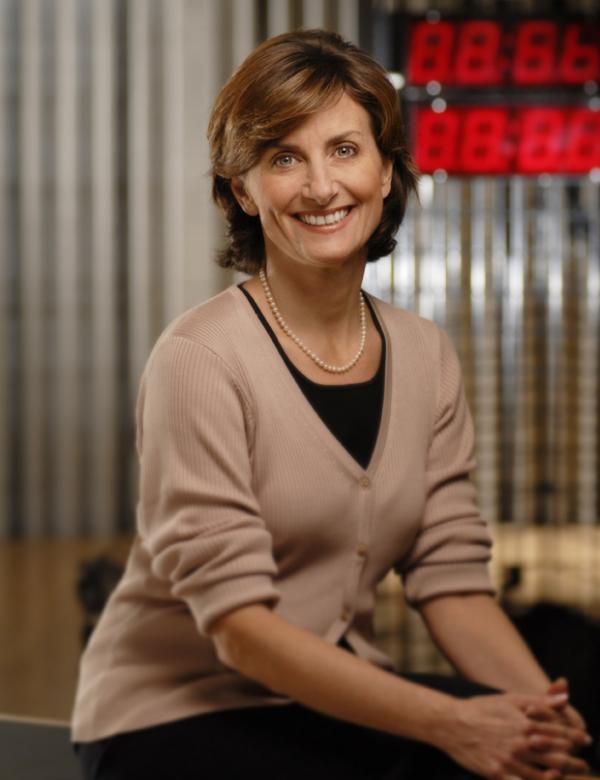 Margaret Low Smith, NPR News' senior vice president.