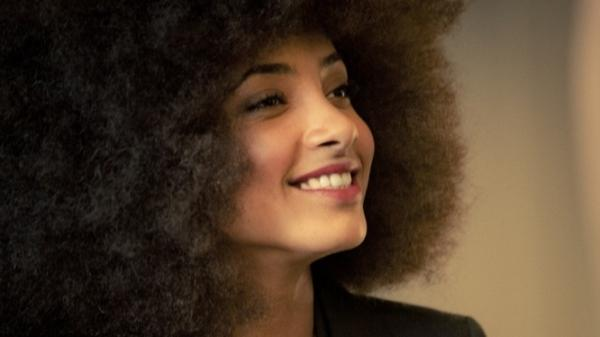 Esperanza Spalding's new album, <em>Radio Music Society</em>, comes out March 20.