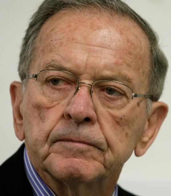 Former Sen. Ted Stevens, R-Alaska, in 2008.
