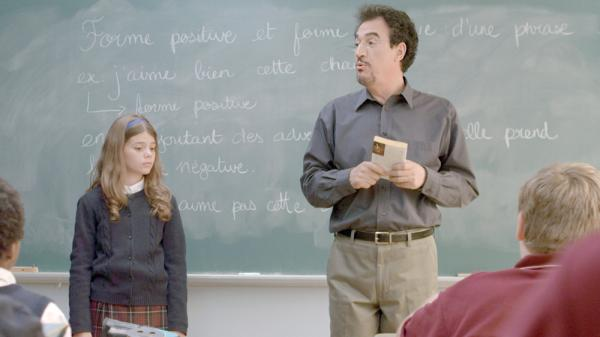 Fellag, an Algerian comedian, plays the title character in the Oscar-nominated <em>Monsieur Lazhar, </em>who steps in to teach a class of middle school students after tragedy has struck their classroom.