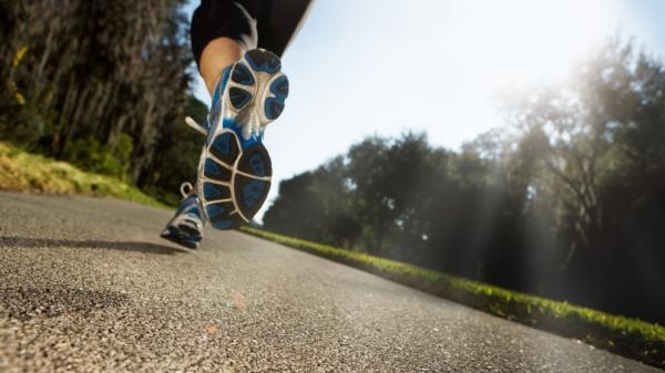 If you run more, you may hurt less.