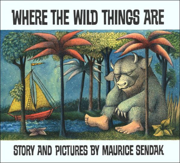Published in 1963, <i>Where The Wild Things Are</i> was a different approach to children's books — full of dark forests and fierce-looking monsters.