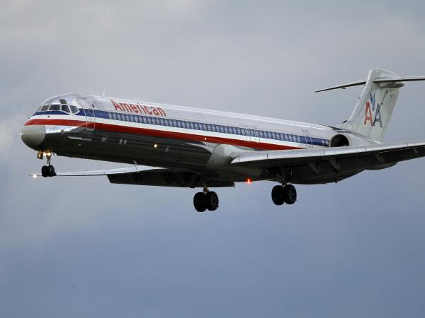 Will American emerge from bankruptcy as a stand-alone airline, or will it merge with US Airways? An American spokesman says it's considering all options.