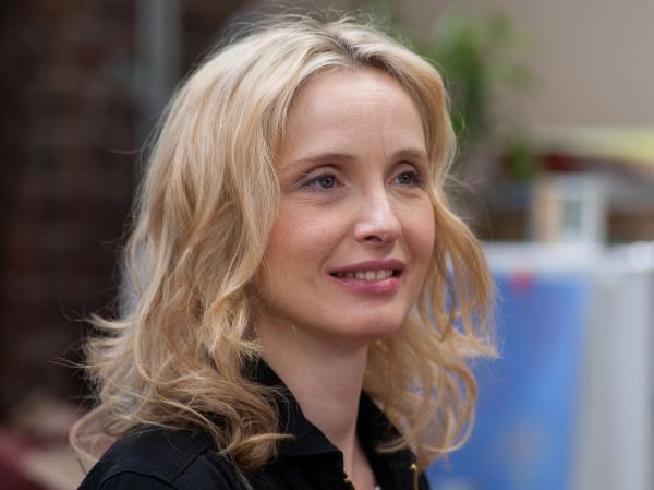 Julie Delpy stars in <em>2 Days in New York</em>, which she also directed, produced and co-wrote.