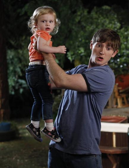 The FOX show <em>Raising Hope </em>follows young father Jimmy Chance (Lucas Neff) who conceived his daughter Hope (Baylie/Rylie Cruget) in a one-night stand. The show has worked with The National Campaign to Prevent Teen and Unplanned Pregnancy to write messages about safe sex into the script.