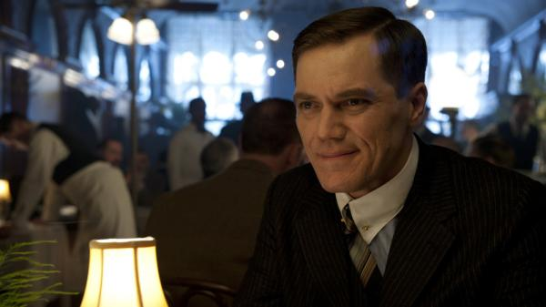 "Michael Shannon plays federal agent Nelson Van Alden on the HBO series <em>Boardwalk Empire. </em>""I think inside of Van Alden is a child — that arrested child — that never really got to develop its own identity,"" he says."